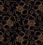 Floral expression fabric col 5